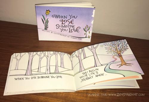 Zenspirations® by Joanne Fink WYLS Book 14