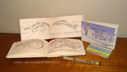 Zenspirations® by Joanne Fink WYLS Book 4